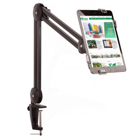 X-tend - kloubové rameno na tablet, upínací na stůl, černé 570027