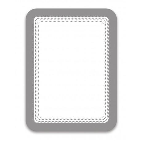Magneto - magnetický rámeček, A6, stříbrný - 2 ks
