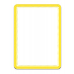 Magneto Solo žlutá A4 magnetická kapsa/2ks.