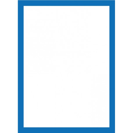 Magneto LEAN, A4, modrý