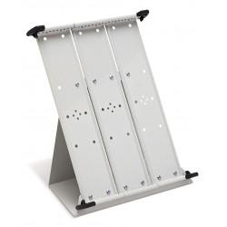 Pultový stojan kovový A4 na 30 kapes, bez kapes