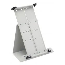 Pultový stojan kovový A4 na 20 kapes, bez kapes