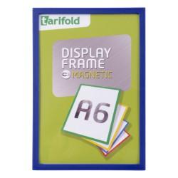 Magnetický rámeček A6 modrý Display Frame/1ks