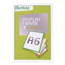 Magnetický rámeček A6 bílý Display Frame/1ks