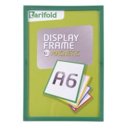Magnetický rámeček A6 zelený Display Frame/1ks