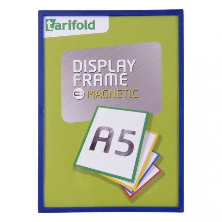 Magnetický rámeček A modrý Display Frame/1ks