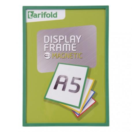 Magnetický rámeček A5 zelený Display Frame/1ks