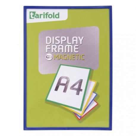 Magnetický rámeček A4 modrý Display Frame/1ks