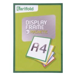 Magnetický rámeček A4 zelený Display Frame/1ks