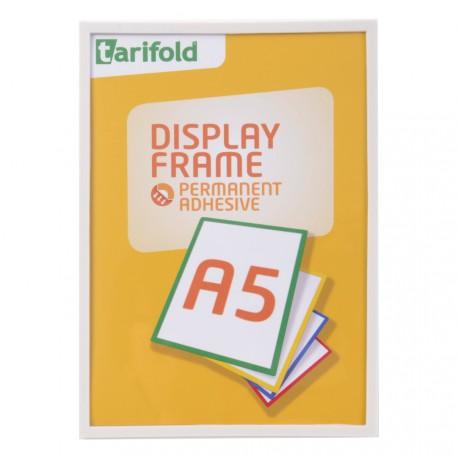 Samolepící rámeček A5 bílý/1ks Display Frame