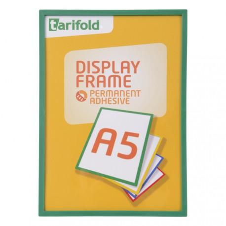 Samolepící rámeček A5 zelený/1ks Display Frame