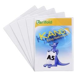 Kapsy Kang Easy Load A5, magnetické transparentní/5ks