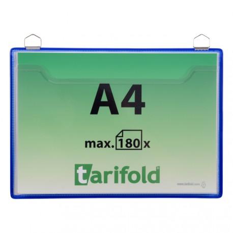 Odkládací taška mix barev na šířku s 2 očky A4/5ks