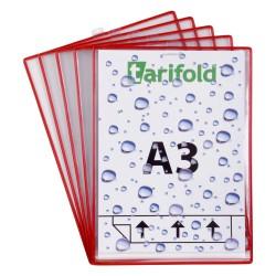 Vodotěsné kapsy A3 Drypocket s okem k zavěšení/5ks