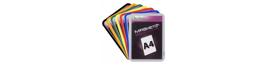 Magneto Solo A4 - magnetické kapsy