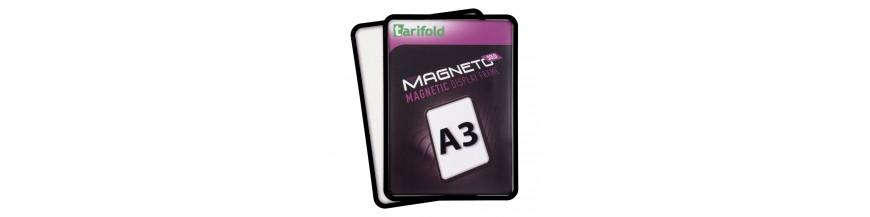 Magneto Solo A3 - magnetické kapsy